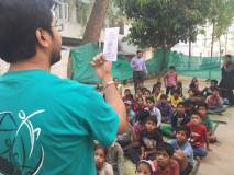 Sunnaayy Foundation hosts Intro talk for students