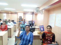 Booklet distribution in Banking Sector
