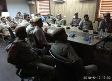 Truth About Drugs at Vasant Vihar Police  Station